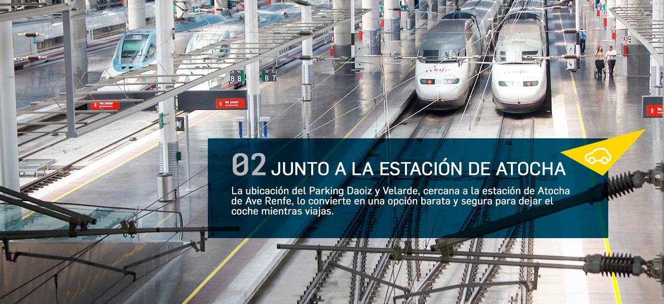 Estacion Ave Atocha